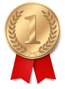 First Place Medal--Importance of Praise